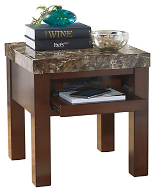 Kraleene End Table, , large