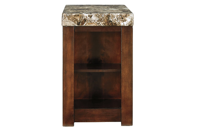 Kraleene Chairside End Table, , large