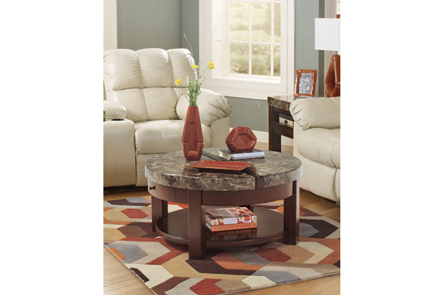 Kraleene Coffee Table with Lift Top by Ashley HomeStore, ...