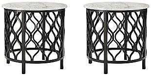Trinson 2 End Tables, , large