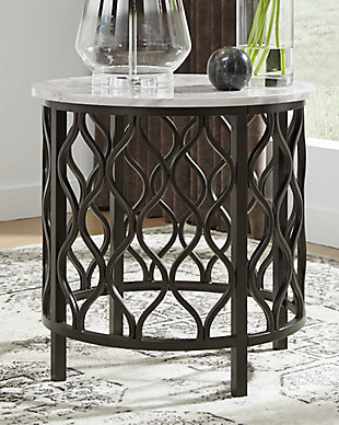 Trinson End Table, , large