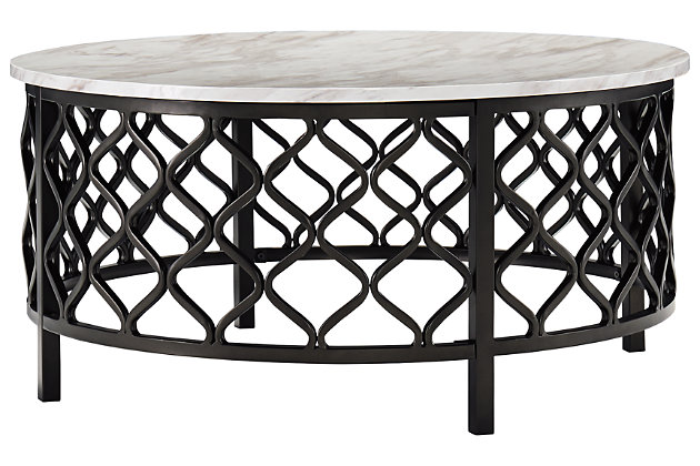 Trinson Coffee Table, , large