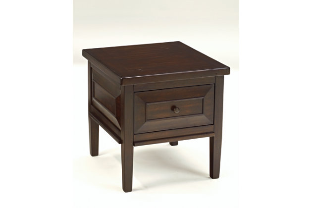 Hindell Park End Table, , large