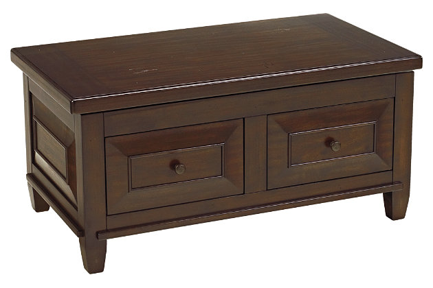 Hindell Park Coffee Table with Lift Top, , large
