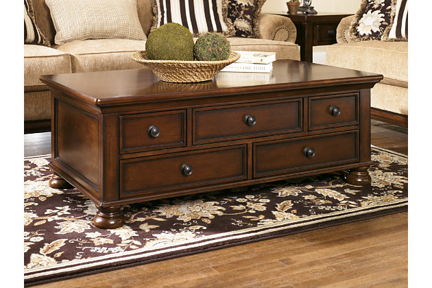 Porter Coffee Table Ashley Furniture Homestore
