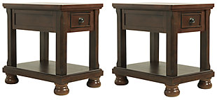 Porter 2 End Tables, , large