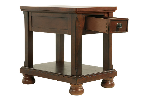 Porter Chairside End Table, , large