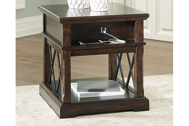 Roddinton End Table, , large