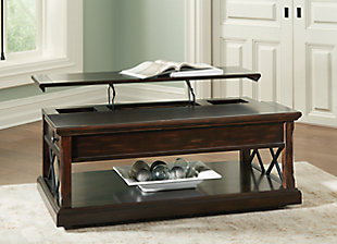 Roddinton Coffee Table with Lift Top, , rollover
