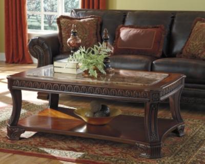 Ledelle Coffee Table Ashley Furniture HomeStore