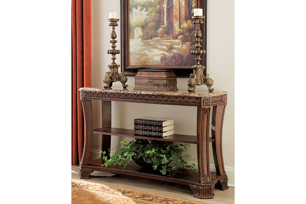 Foyer Table Ashley Furniture : Sofa console and entryway tables you ll love