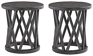 Sharzane 2 End Tables, , large