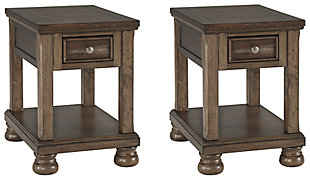 Flynnter 2 End Tables, , large