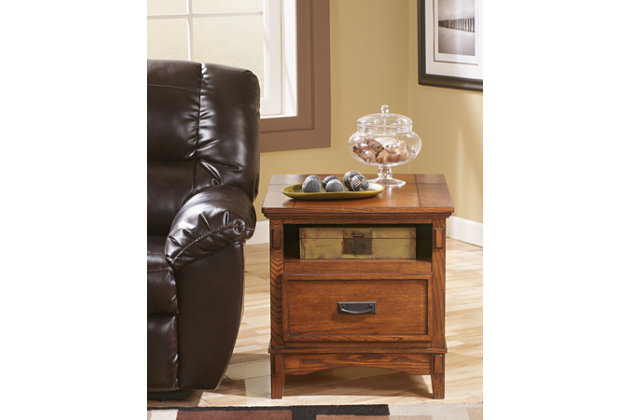 Purchase Cross Island End Table Product Photo