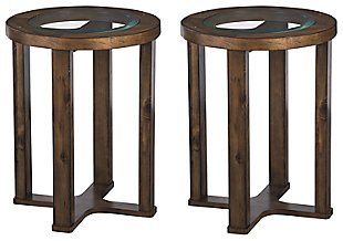 Hannery 2 End Tables, , large