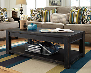 Swell Coffee Tables Ashley Furniture Homestore Home Interior And Landscaping Sapresignezvosmurscom