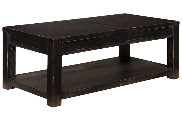 Gavelston Coffee Table Ashley Furniture Homestore