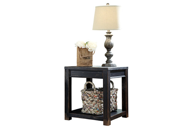 Gavelston End Table Ashley Furniture Homestore