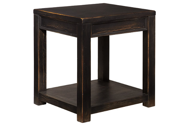 Gavelston End Table, , large