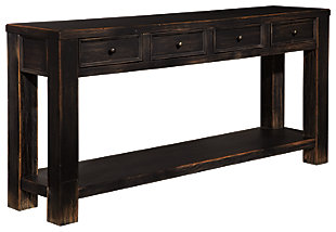 Gavelston Sofa/Console Table, , large