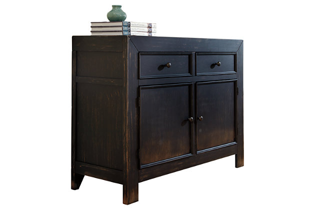 Gavelston Cabinet Ashley Furniture Homestore