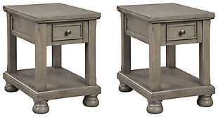 Lettner 2 End Tables, , large