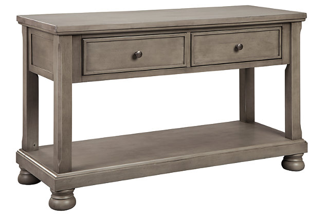 Lettner Sofa/Console Table, , large