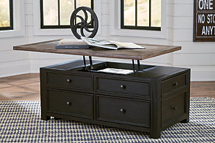 Tyler Creek Coffee Table with Lift Top, , rollover