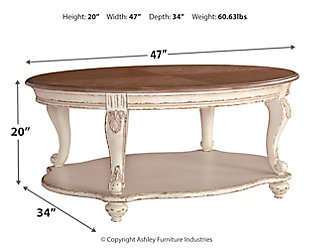 Realyn Coffee Table, , large