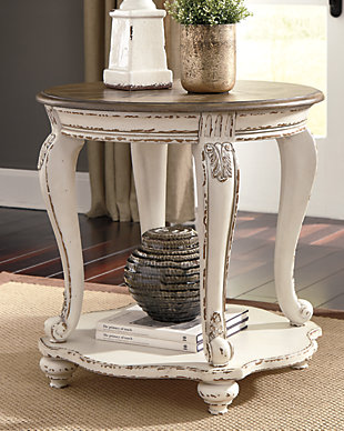 Realyn End Table, , rollover