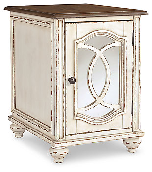 Realyn Chairside End Table, , large