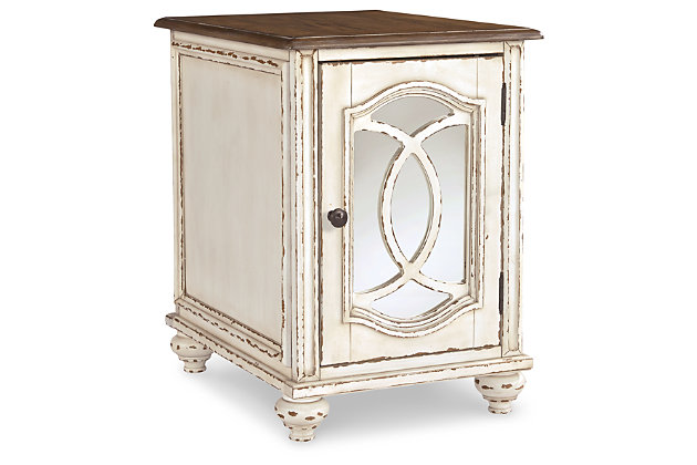 Realyn 2 End Tables Ashley Furniture Homestore