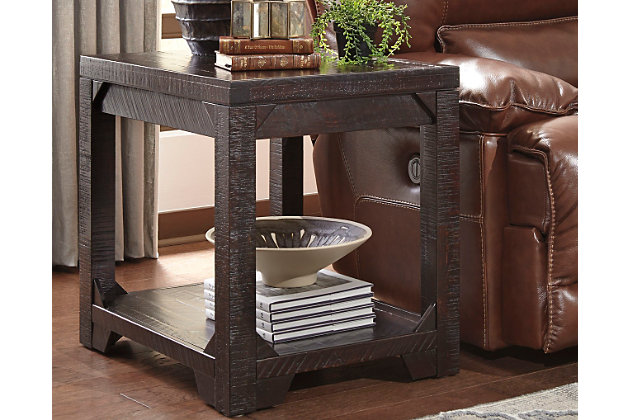 Rogness End Table Ashley Furniture Homestore