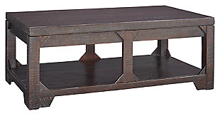 Rogness Coffee Table with Lift Top, , large
