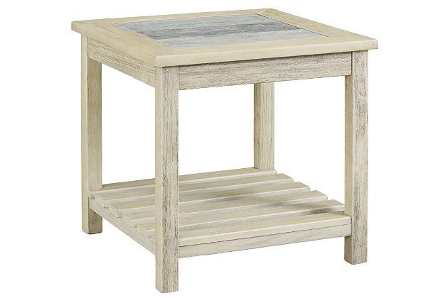 Veldar End Table, , large