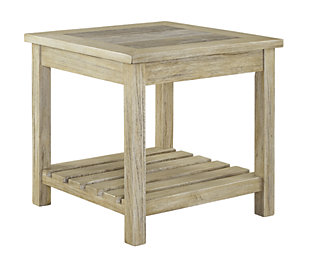 Veldar End Table, , large