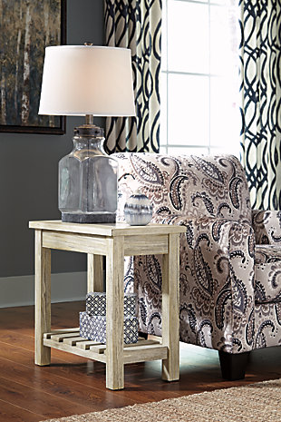Veldar Chairside End Table, , rollover