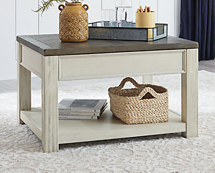 Bolanburg Coffee Table with Lift Top, , rollover