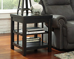 Gavelston End Table, , rollover