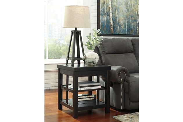 Impressive Gavelston End Table Product Photo