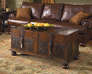 McKenna Coffee Table With Storage, , rollover