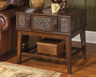 McKenna End Table, , rollover