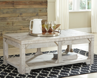 Fregine Coffee Table With Lift Top Ashley Furniture Homestore