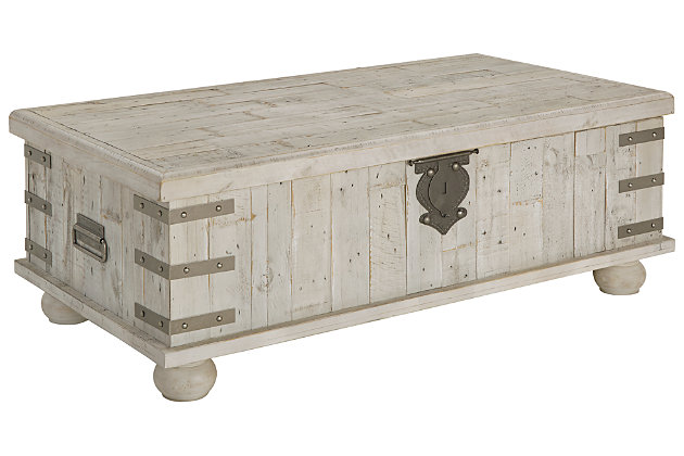 Carynhurst Coffee Table with Lift Top, , large