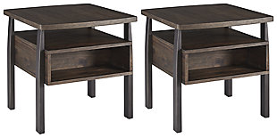 Vailbry 2 End Tables, , rollover