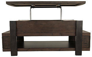 Vailbry Coffee Table with Lift Top, , large