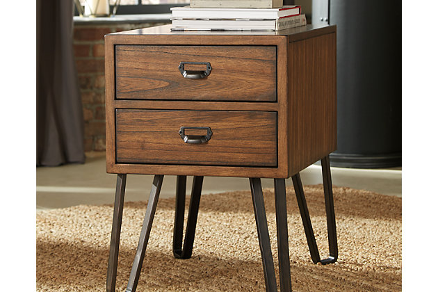 Centair Chairside End Table Ashley Furniture Homestore