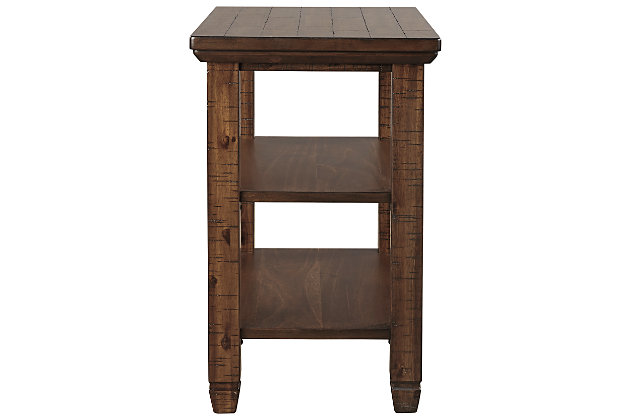 Royard Chairside End Table, , large