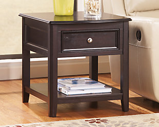 Carlyle End Table, , rollover