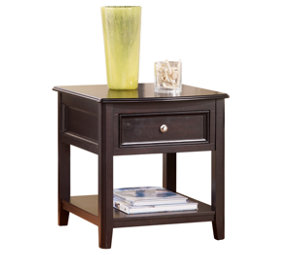Carlyle Chairside End Table Ashley Furniture Home Store